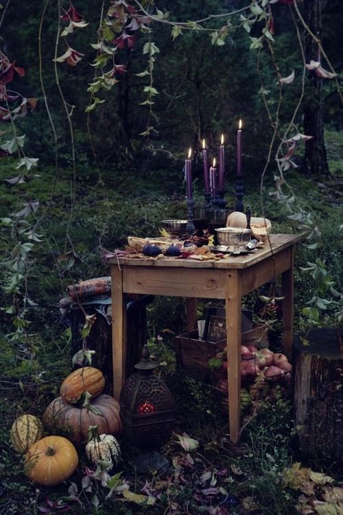 Samhain_altar Tumblr